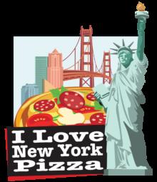 I love NewYork pizza 01